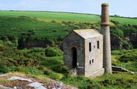 Engine house at the Prince of Wales Quarry