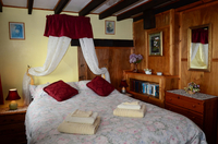 Haywain double bedroom