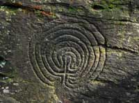 Carvings at Rocky Valley